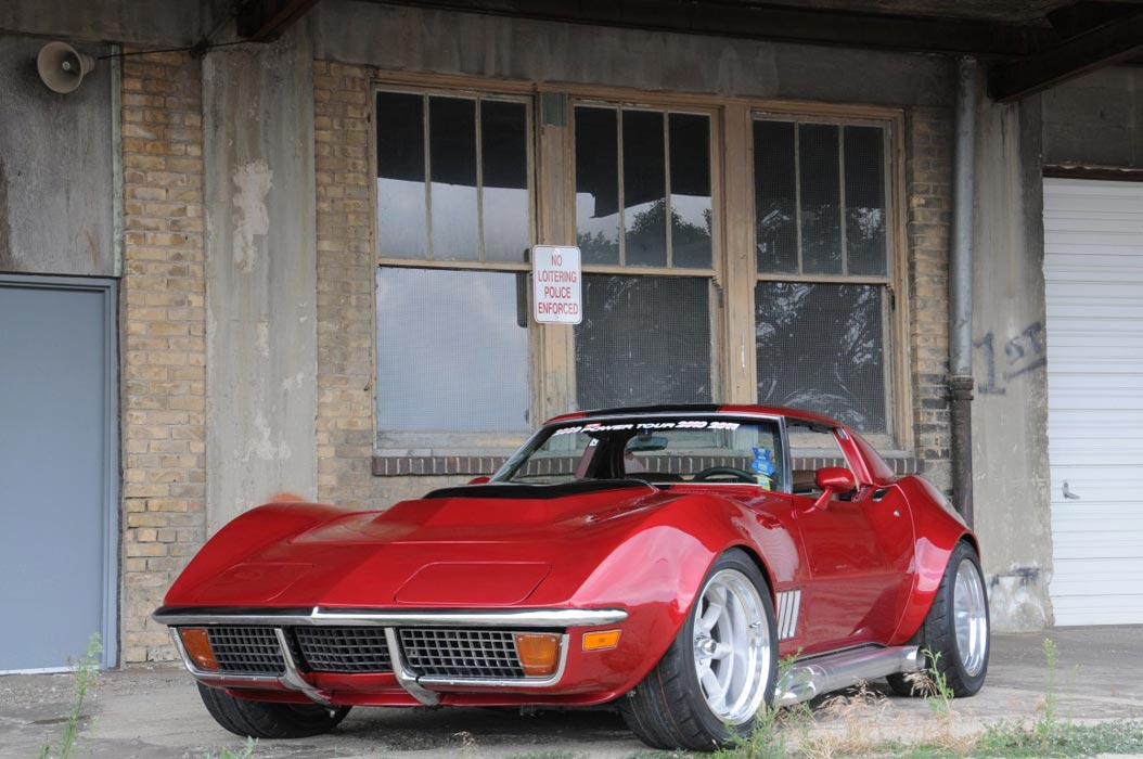 Michelle on C6 Corvette Parts