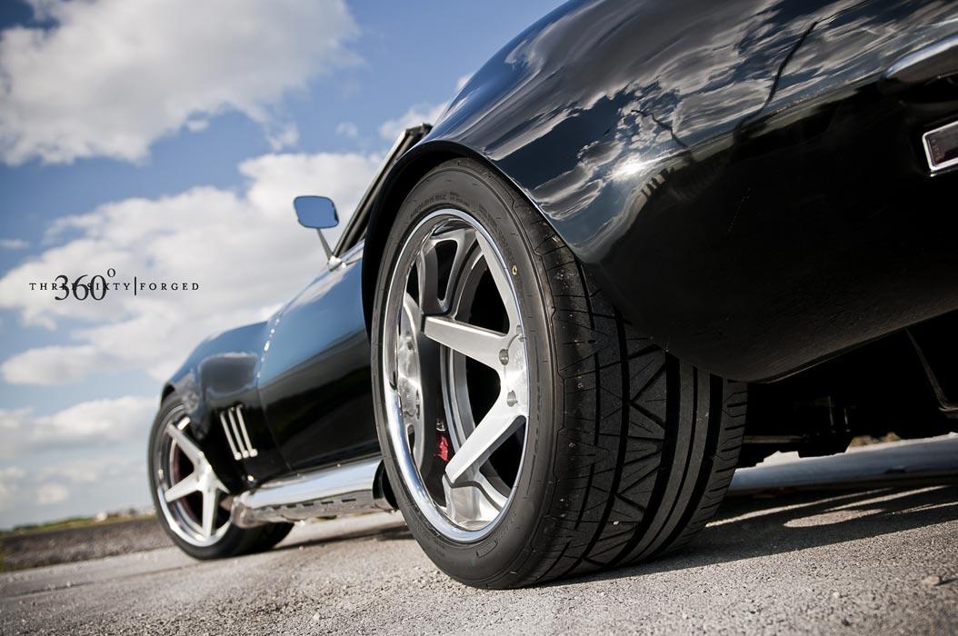 C3 Corvette Custom Wheels