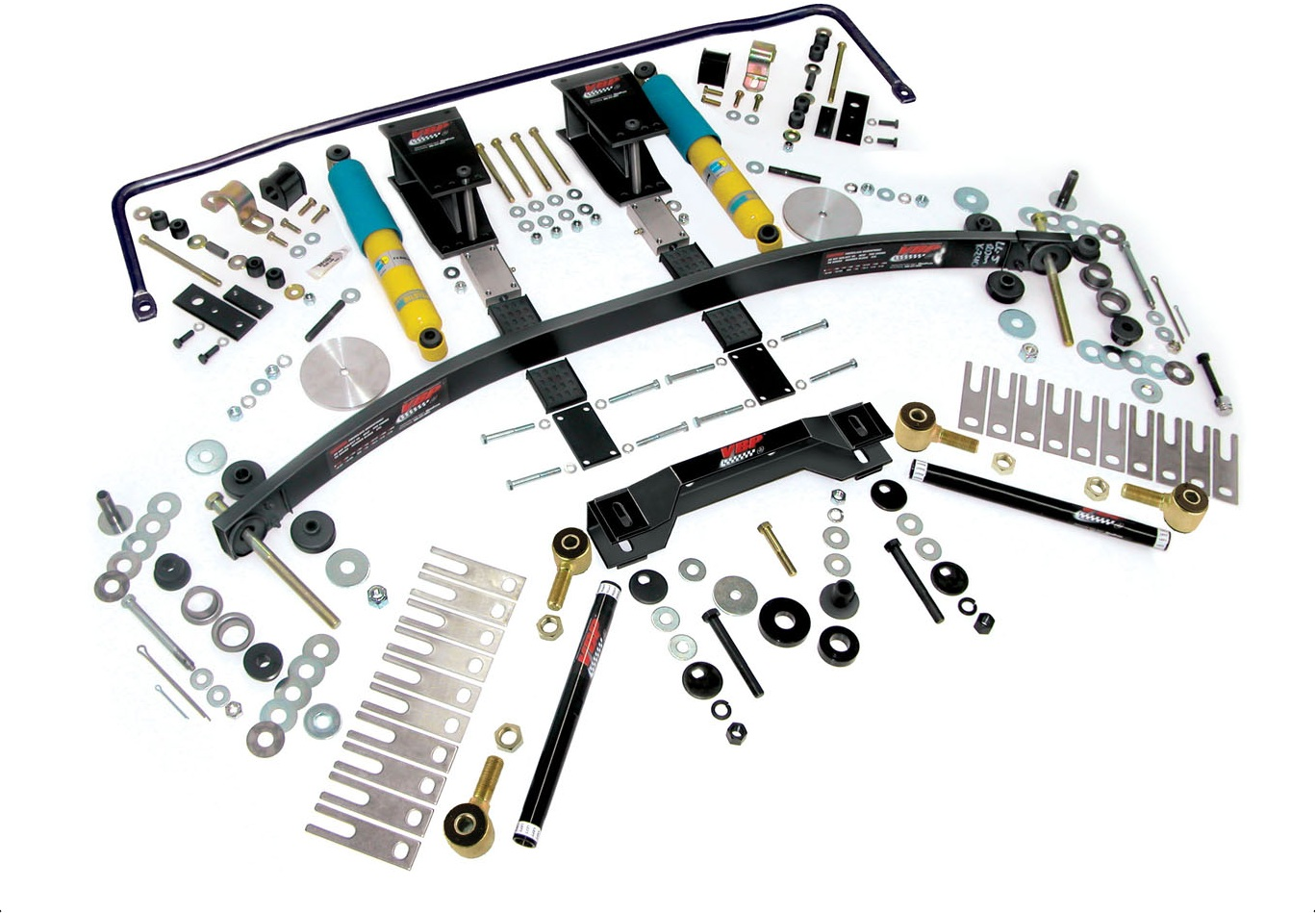 Corvette Performance Plus Suspension Kit Rear