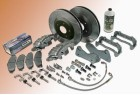 C5 BOLT-ON BRAKE UPGRADE KIT FRONT ONLY FOR C2 & C3 1965-82