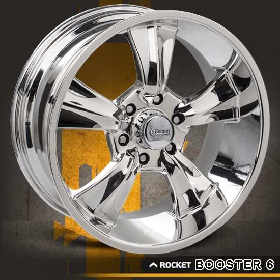 Watertown Ford Sd >> ROCKET BOOSTER 6 CHROME - Custom Image Corvettes