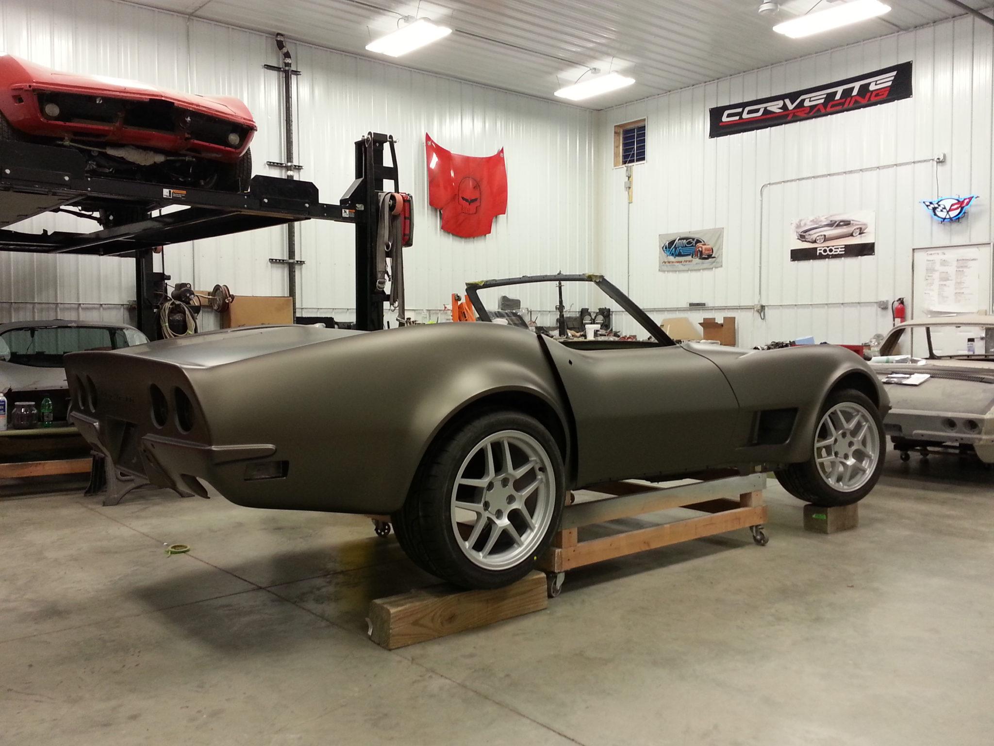 C3 Corvette Custom Wheels Autos Post