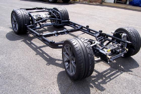 Tube Frame Race Car