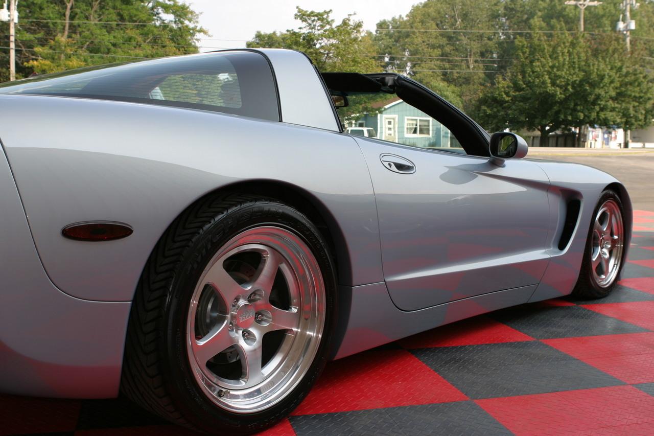 C5 Wide Body Kit With Hood - Custom Image Corvettes