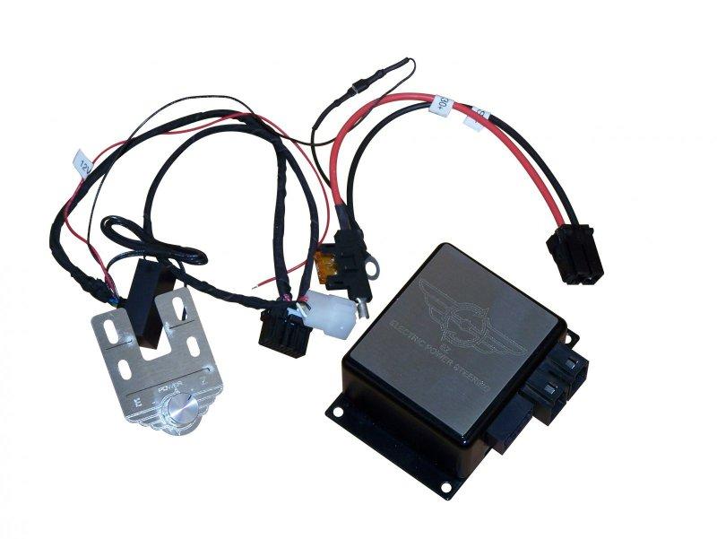 Ez Electric Power Steering For C2 Corvette Custom Image