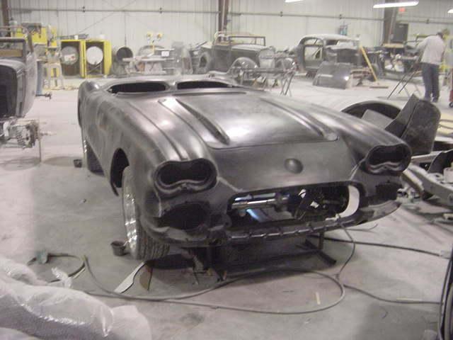 1959 Corvette Replica Roadster