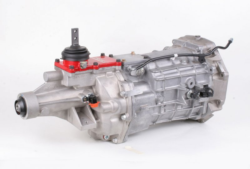 New Tremec Close Ratio T56 Magnum For Gm Custom Image