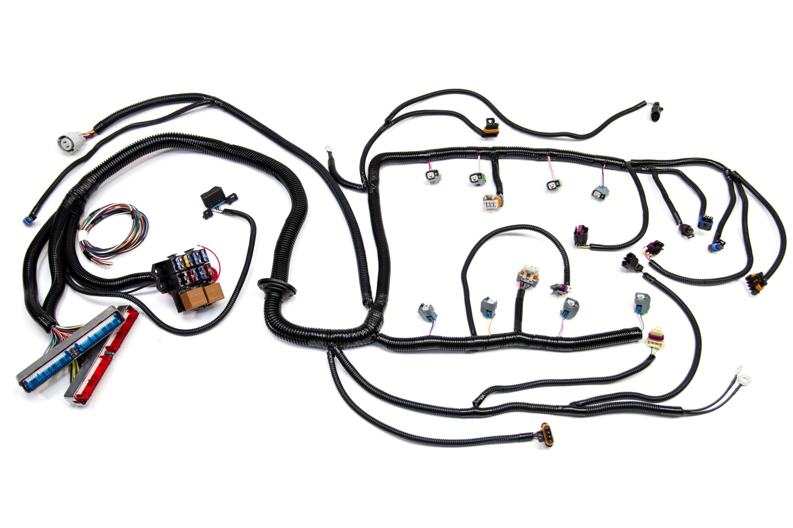 ls2 wiring harness conversion