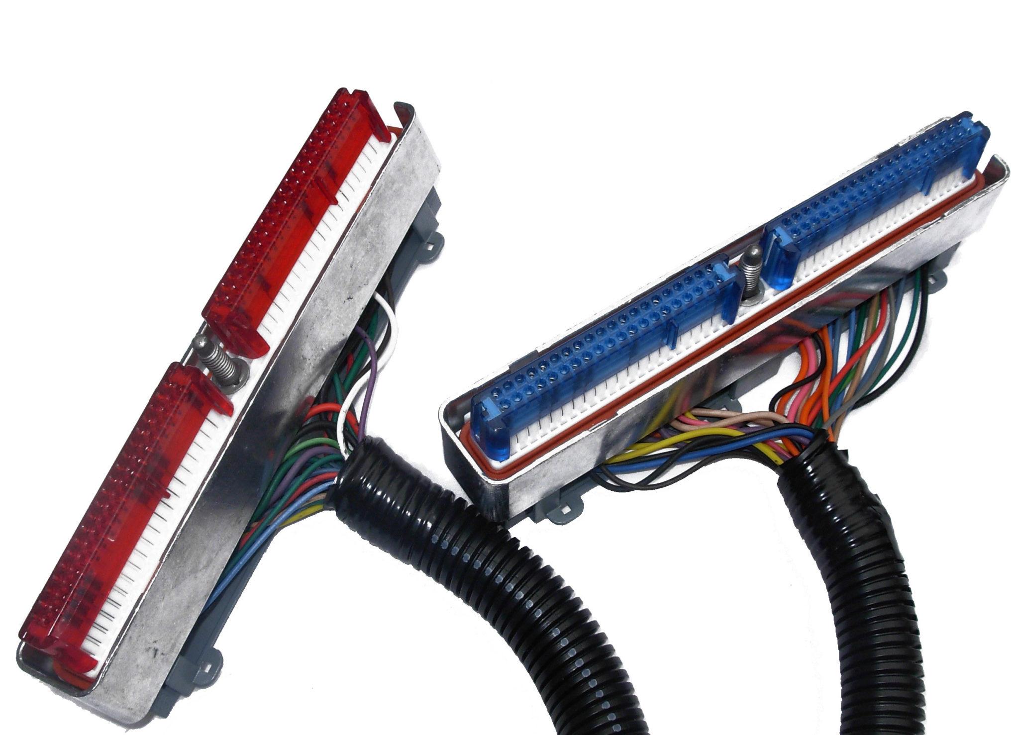 U0026 39 97 -  U0026 39 04 Ls1 W   T56 Standalone Wiring Harness  Dbw