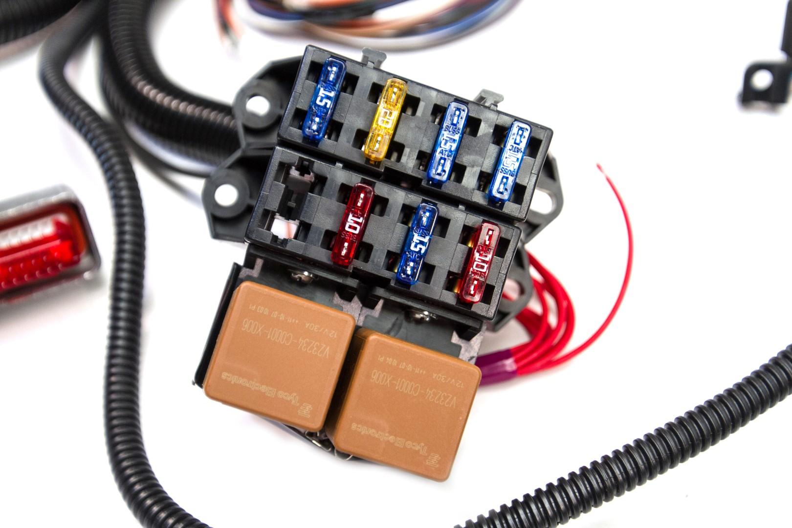 06 - '13 GEN IV LS2/LS3 W/T56/TR6060 STANDALONE WIRING HARNESS (DBC Painless Wiring Harness Ls on ls6 wiring harness, ls wiring harness, sr20det wiring harness, lq4 wiring harness, 4l 80 wiring harness, lsx wiring harness, ls7 wiring harness, engine wiring harness, gm wiring harness, ecm wiring harness,