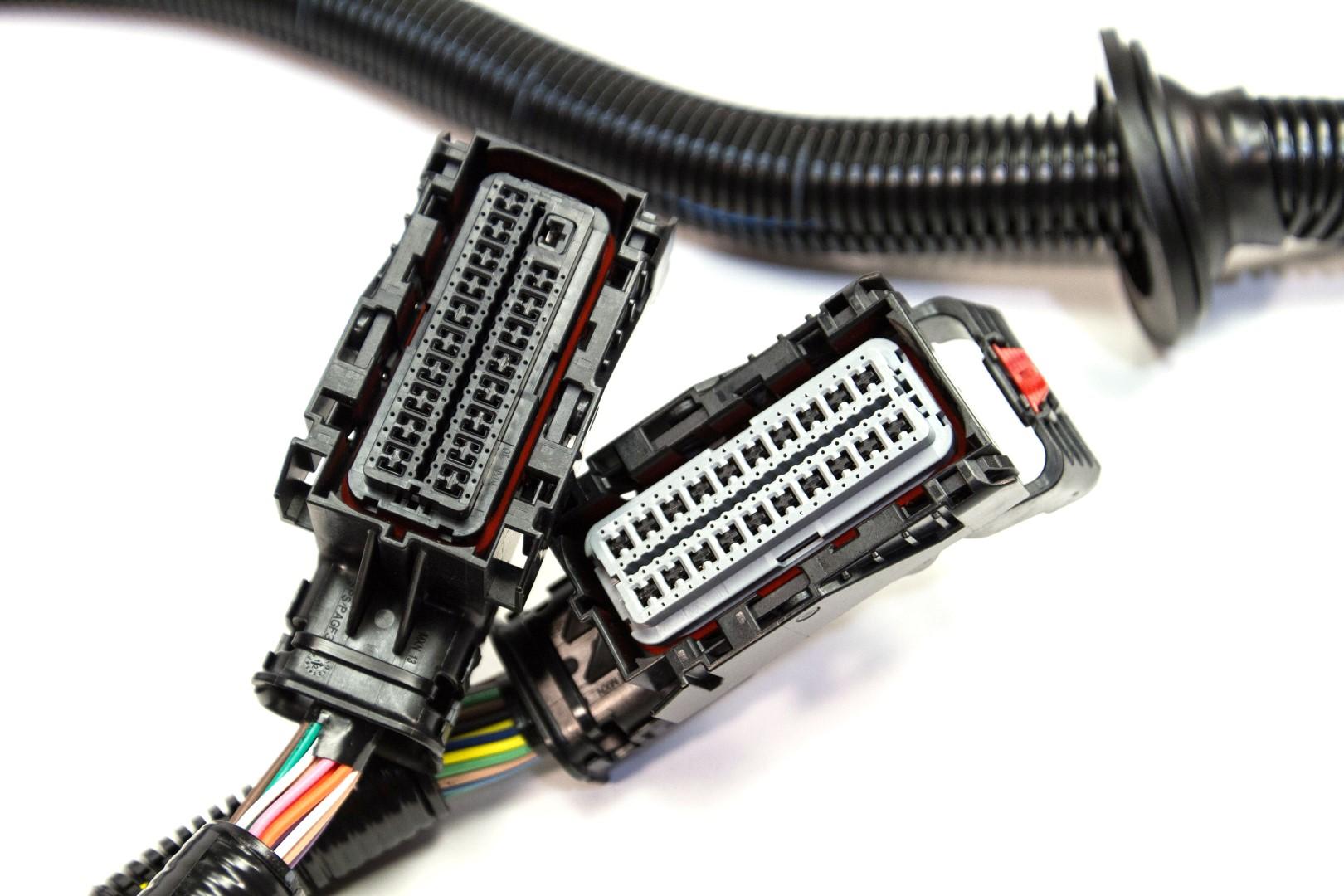 u0026 39 05  u0026 39 07 ls2  6 0l  58x standalone wiring harness w  t56