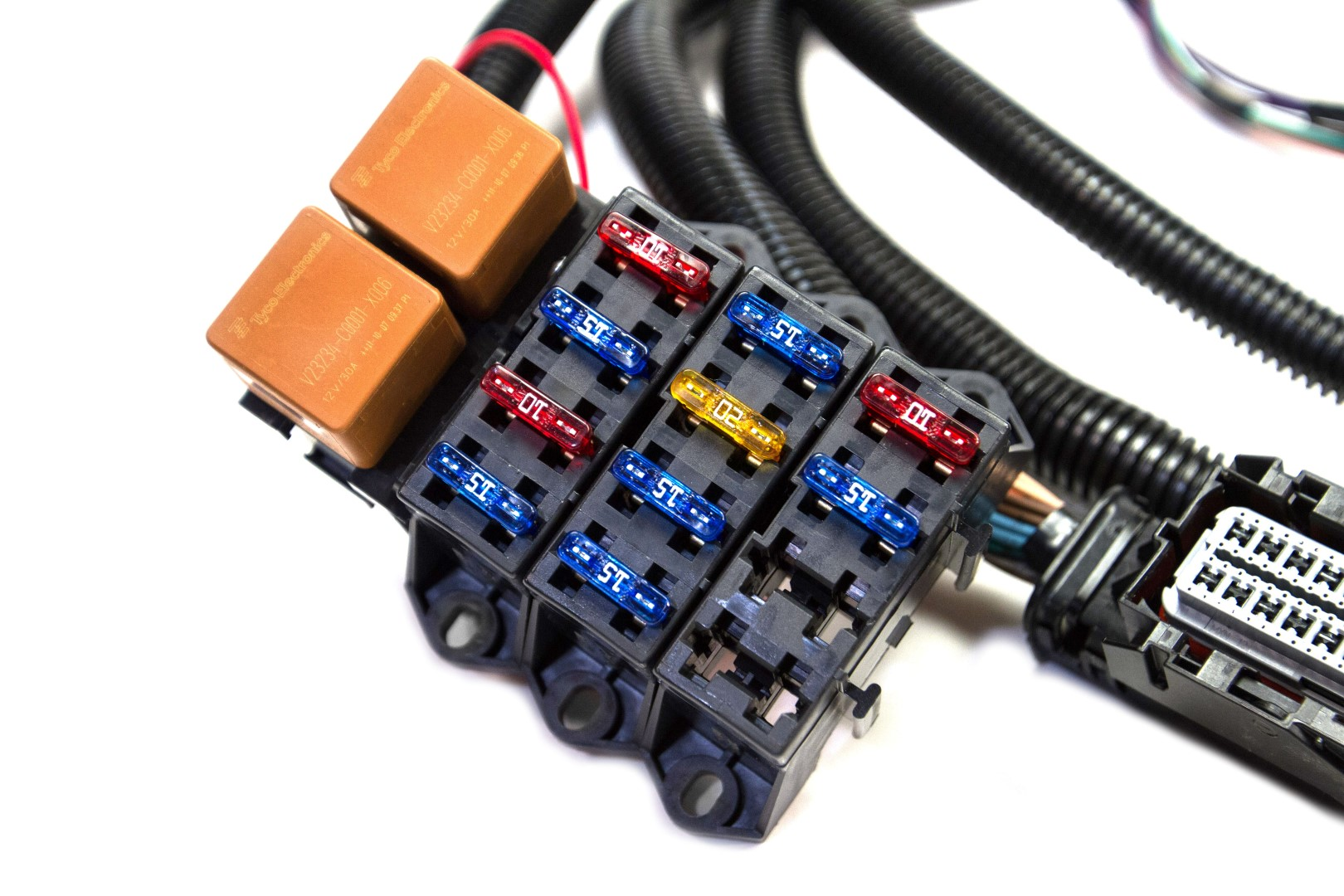 5 3 Stand Alone Wiring Harness Free Download Custom Specialties 10 13 L99 6 2l Standalone W 6l80e Image