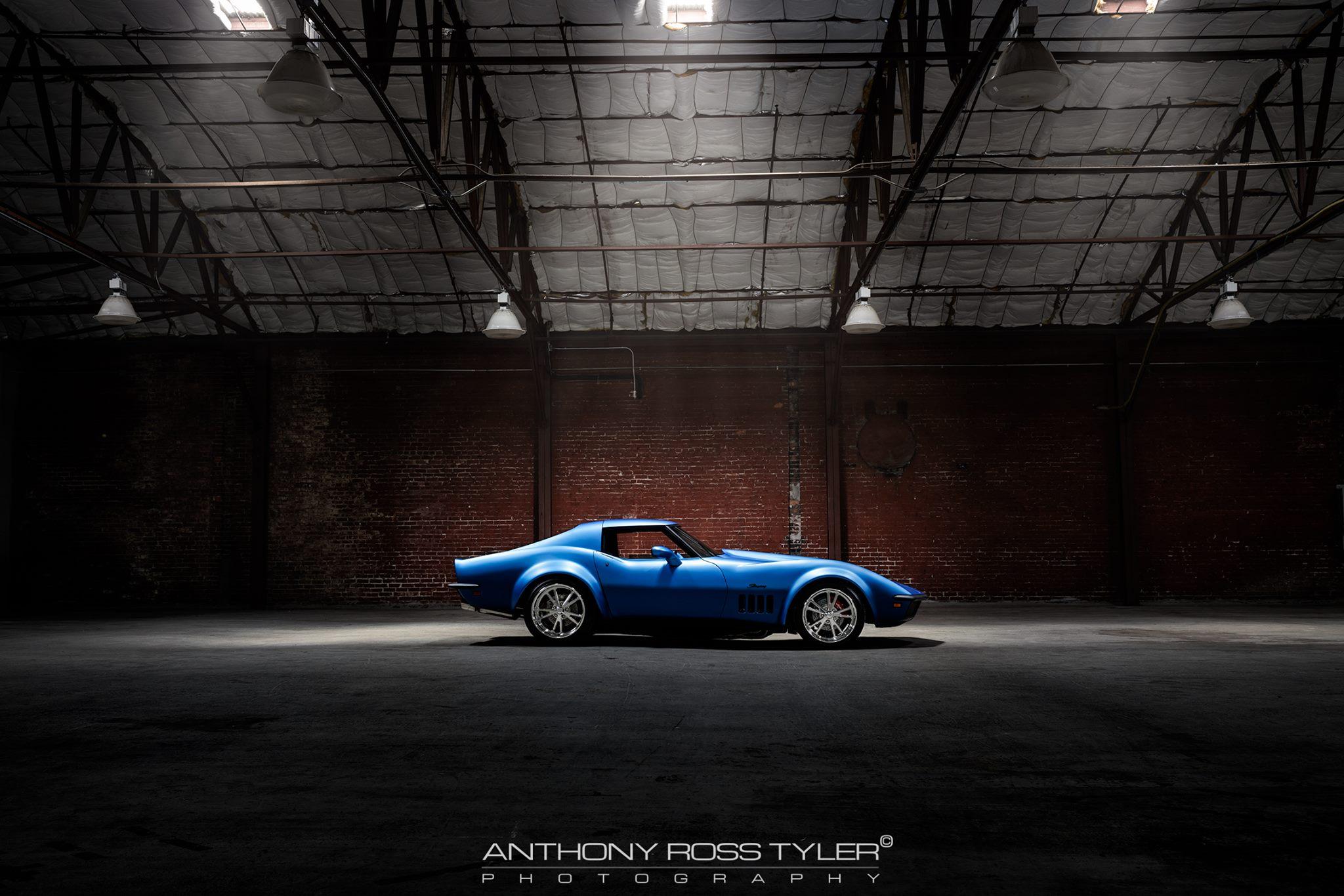 1969 Pro-Touring Corvette - Custom Image Corvettes