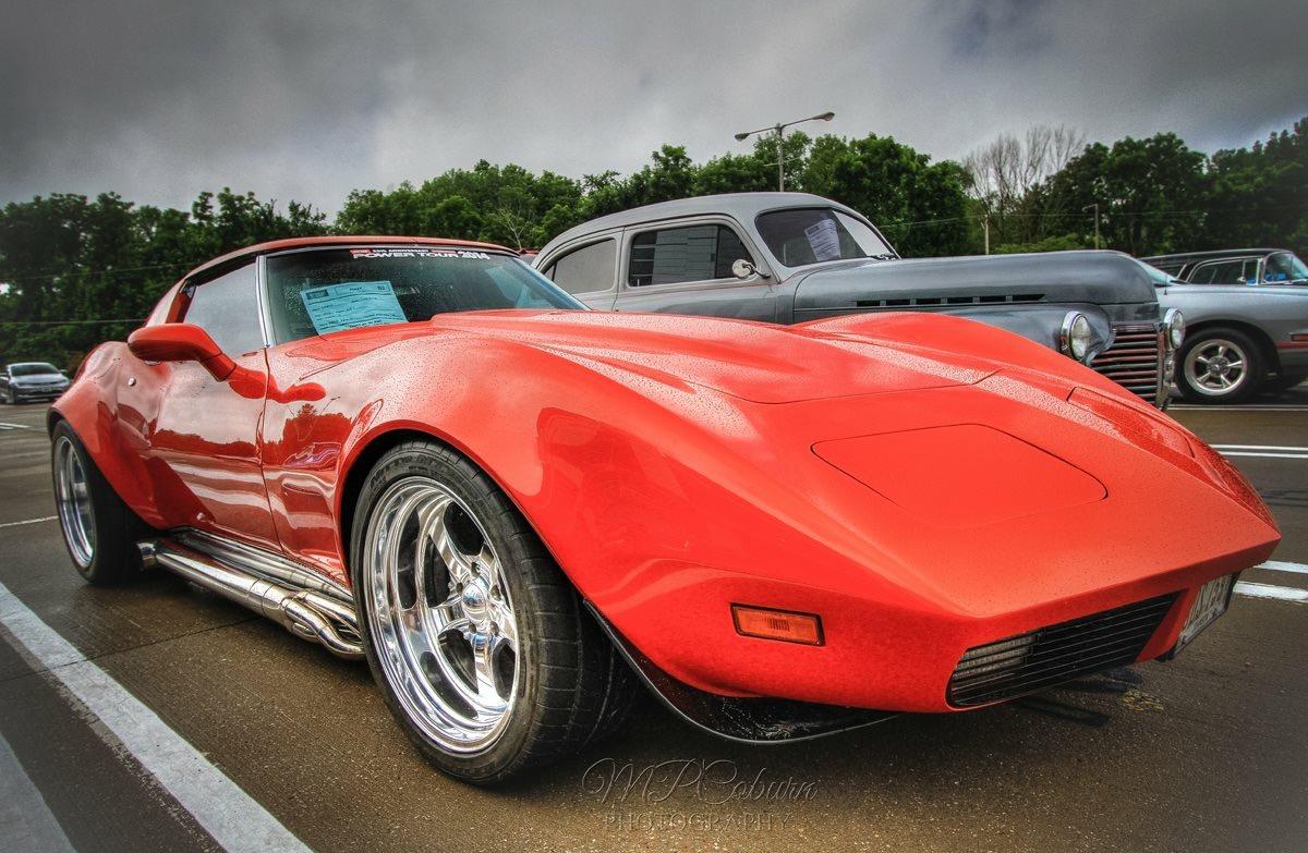 Corvette Customizer 1962 Custom Chevrolet Corvette
