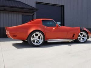 Home Custom Image Corvettes