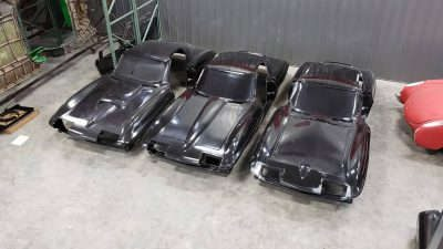Custom Image Corvettes Replica Bodies