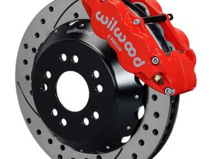 Custom Image Corvettes Wilwood Brakes